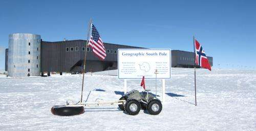 In Greenland and Antarctic Tests, Yeti Helps Conquer Some