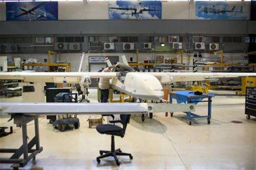 Israel leads global drone exports as demand grows