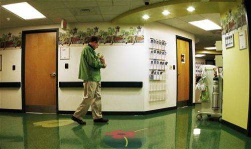 Jump in drug-dependent babies worries US hospitals
