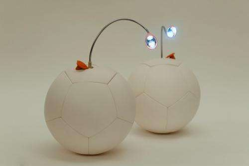 Kickstarter project launches for SOCCKET—soccer ball that generates electricity