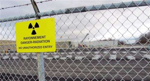 Nuclear waste burial debate produces odd alliances