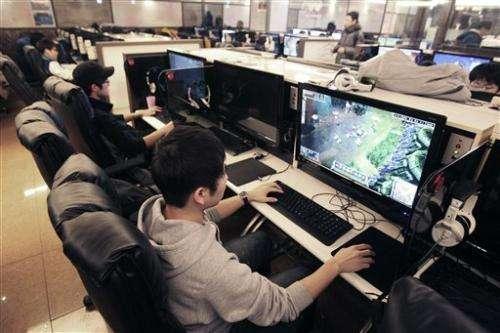 Online game addiction law divides SKorea