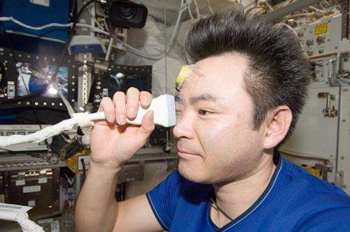 Orbital samples with sight-saving potential