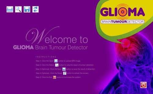 Research Highlight - Spectral Texture Segmentation of Magnetic Resonance Imaging (MRI) Brain Images For Glioma Brain Tumour Dete
