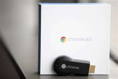 Review: Chromecast streams media at a nice price