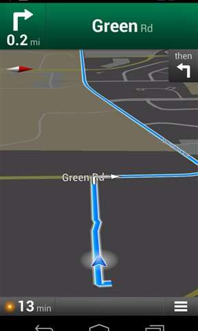 Review: iPhone Google Maps lags Android version