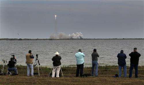 SpaceX company fixes Dragon capsule problem