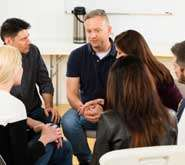 Study highlights need for increased promotion of support groups for men with depression
