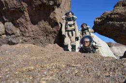 Technology could curtail astronaut conflict