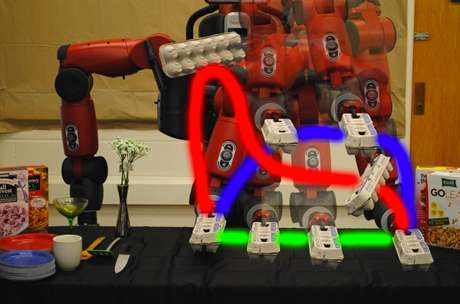The human touch makes robots defter