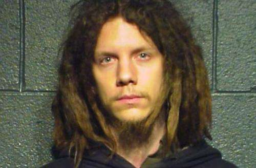 This image obtained on March 6, 2012, shows Jeremy Hammond