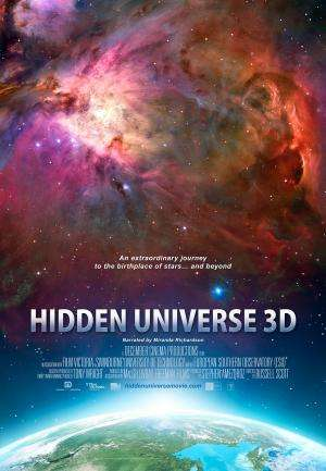 World premiere of IMAX 3-D film Hidden Universe