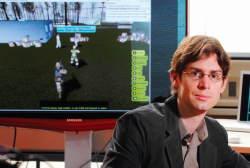 Researcher uses 'big data' algorithm to customize video game difficulty