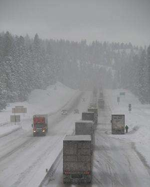 New technology targets slick winter highways