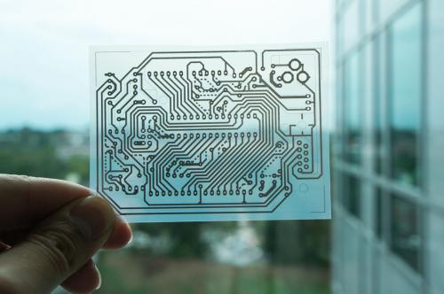 Georgia Tech develops inkjet-based circuits at fraction of