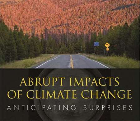 Climate change 'tipping points' imminent