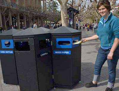 Building a better trash can