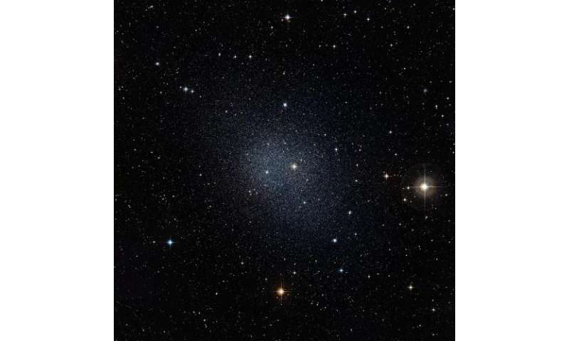 Astronomers unravel 20-year dark matter mystery with new computer models