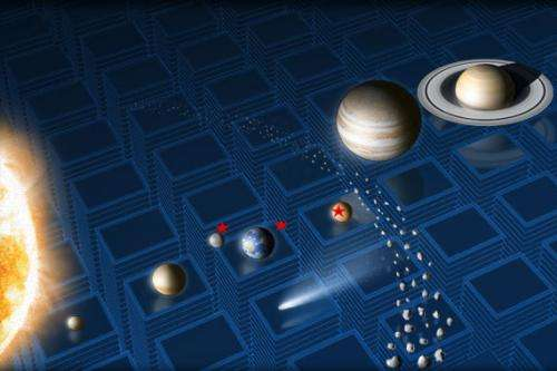 NASA Goddard planetary instruments score a hat trick