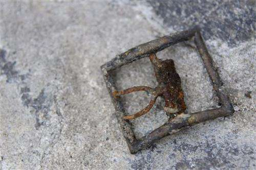 NYC becomes archaeological site covering centuries