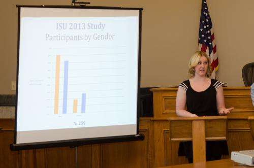 Student research: Job status, income factors in drug court success