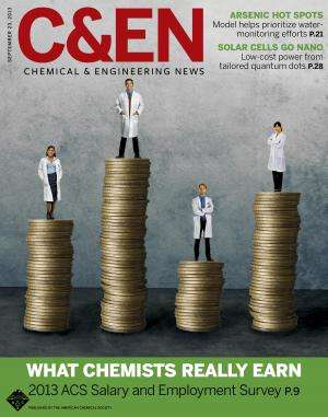 Survey reveals improving salary and employment picture for chemists