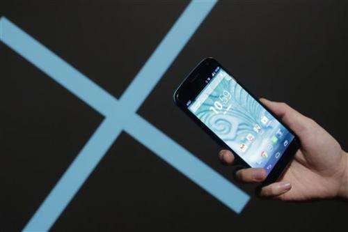 US factory means buyers can customize Google phone