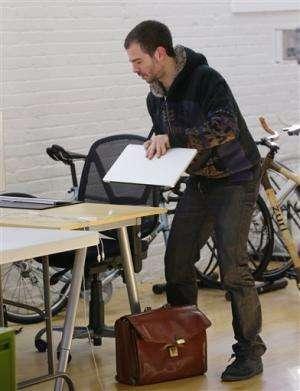 US high-tech startup hopes to change biking