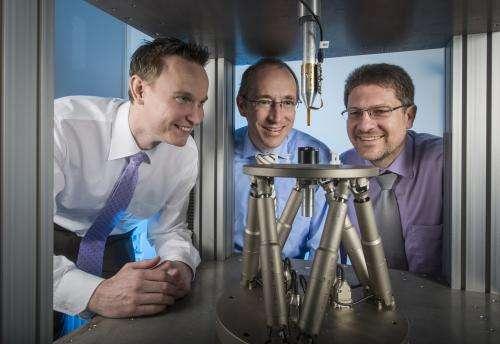 3-D Magnetic field measurement