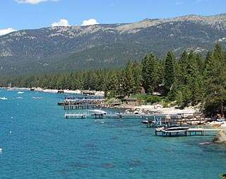 Scientists present approach for evaluating and monitoring Lake Tahoe's nearshore