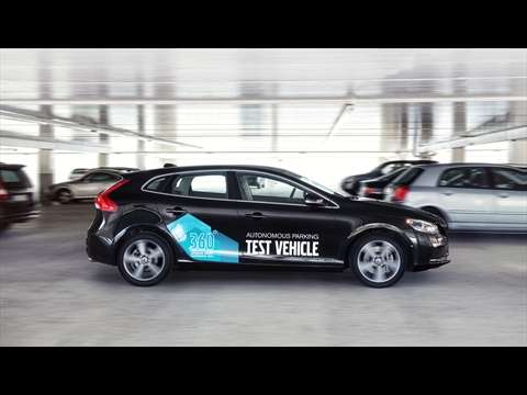 'Go park yourself': Volvo driverless prototype will obey (w/ video)