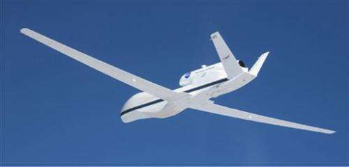 NASA launches drones from Va. to study storms