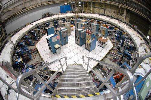 Revolutionary muon experiment to begin with 3,200-mile move of 50-foot-wide particle storage ring