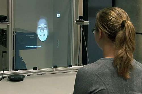 Engineers develop real-time, 3-D teleconferencing technology