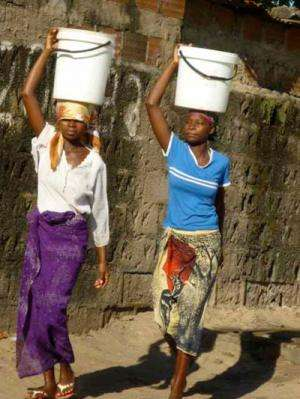 Stanford researchers find merit in sub-Saharan Africans buying water from neighbors