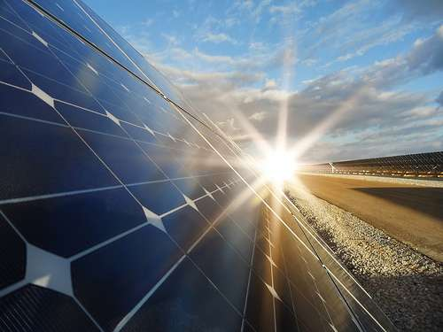 Scientists detect residue that has hindered efficiency of promising type of solar cell