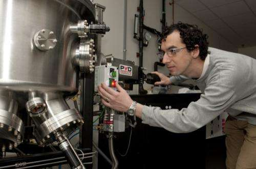 Researchers manipulate cubic zirconia to improve conductivity in fuel cells