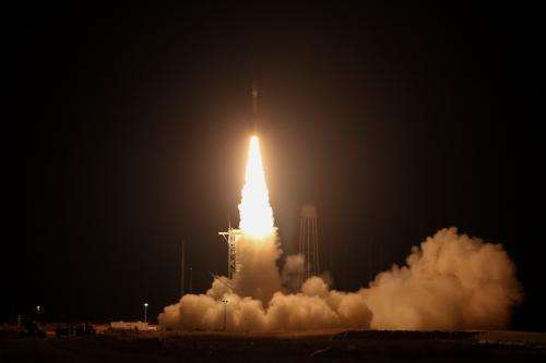 NASA Launches Next Generation PhoneSat, Ames-Developed Launch Adapter