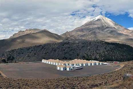 Scientists design laser calibration system for next-gen gamma-ray telescope