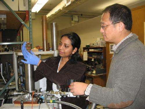 Researchers develop technique to convert thermoelectric material into high performance electricity