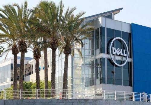 A Dell research and development facility on October 19, 2011 in Santa Clara, California
