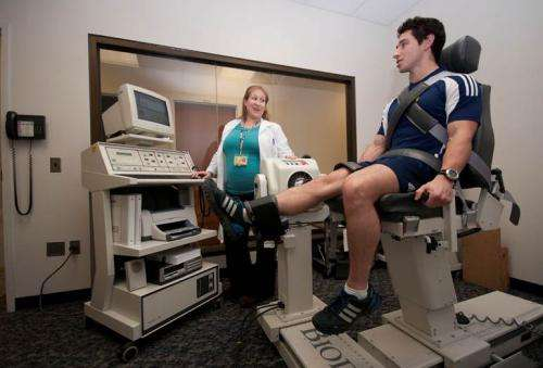 After an ACL tear: Research opens door to new treatments to improve recovery for athletes