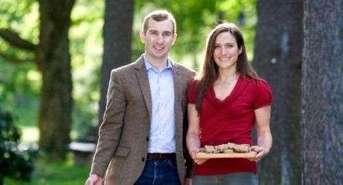 Alumnus launches allergen-free snack startup