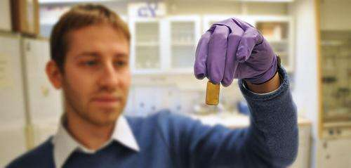 Alzheimer substance may be the nanomaterial of tomorrow
