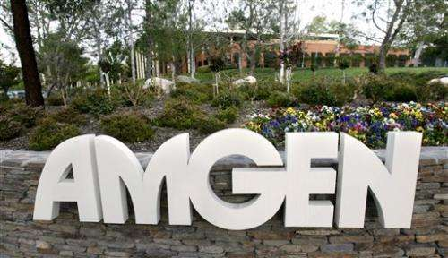 Amgen 2Q net dips on higher research, other costs