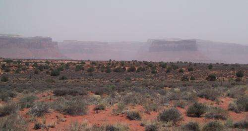 Amount of dust blown across the West is increasing, says CU-Boulder study