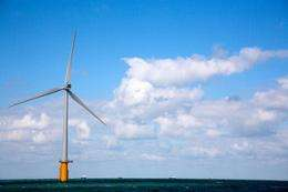 A new point of reference for offshore energy development