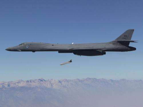 Anti-ship missile prototype successfully conducts first solo test flight