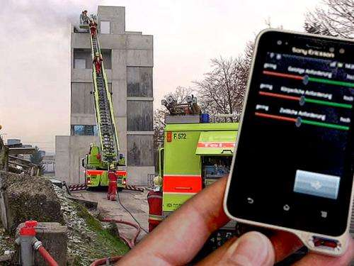 App facilitates mission feedback