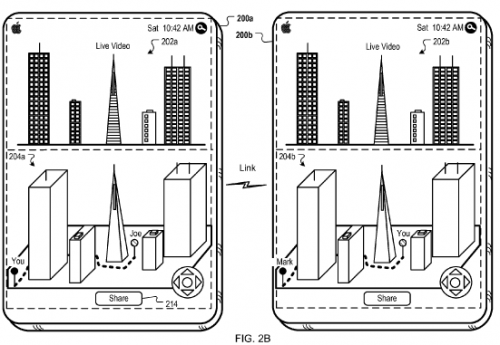 Apple granted patent on new augmented reality technology